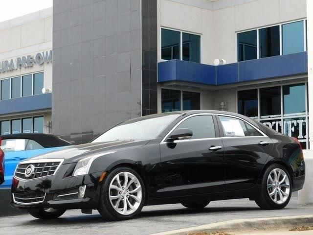 Cadillac ATS 2.0L Turbo Premium 2013