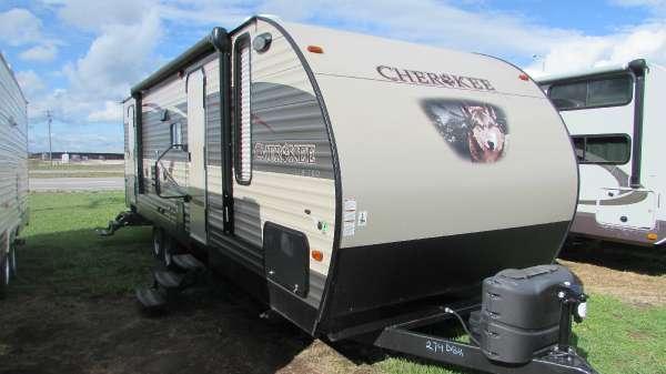 2016 Cherokee 274DBH