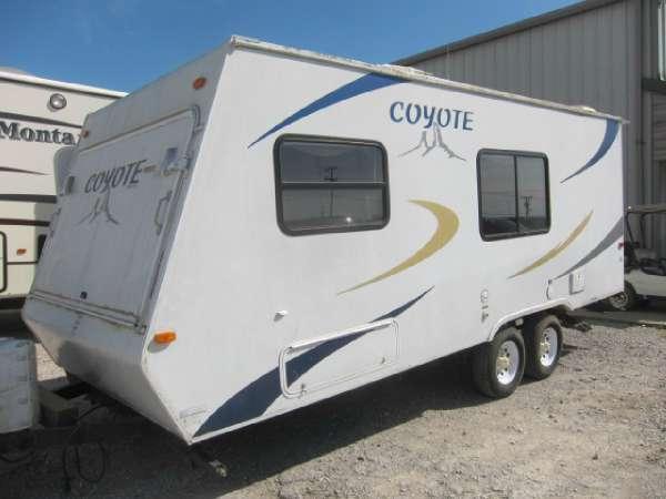 2008 Coyote RV 19CR