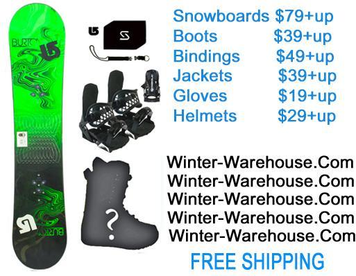 Wakeboard & Bindings