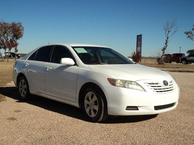 All power 2008 Toyota Camry XLE