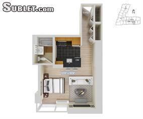 $2994 Studio Apartment for rent