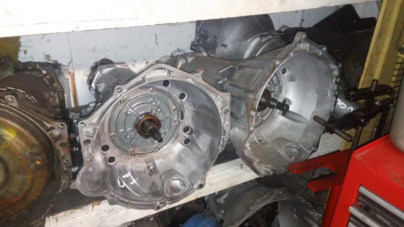 4L60-E & 4L80-E Transmissions Rebuilt RWD