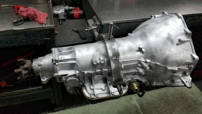 GM 400 Transmission Rebuilt