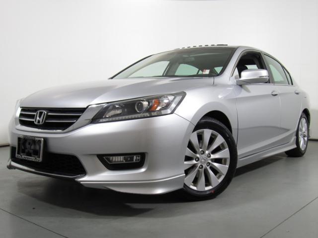 Honda Accord Sdn 4dr I4 CVT EX-L 2013