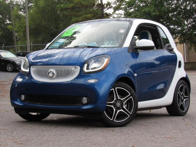 smart fortwo 2dr Cpe Proxy 2016