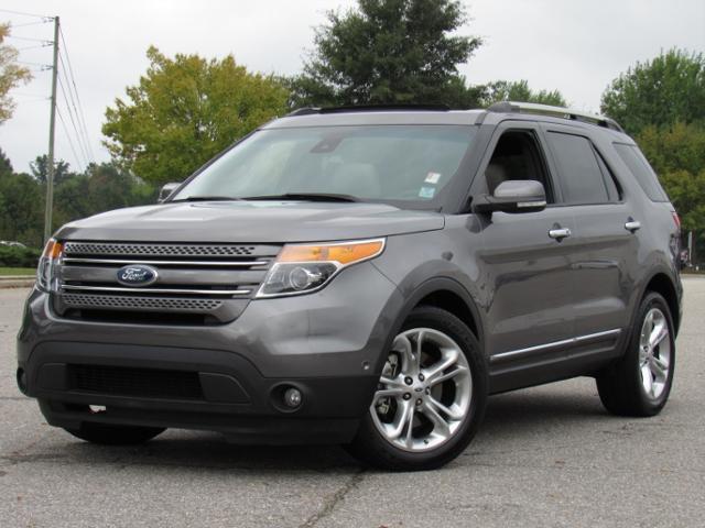 Ford Explorer FWD 4dr Limited 2014