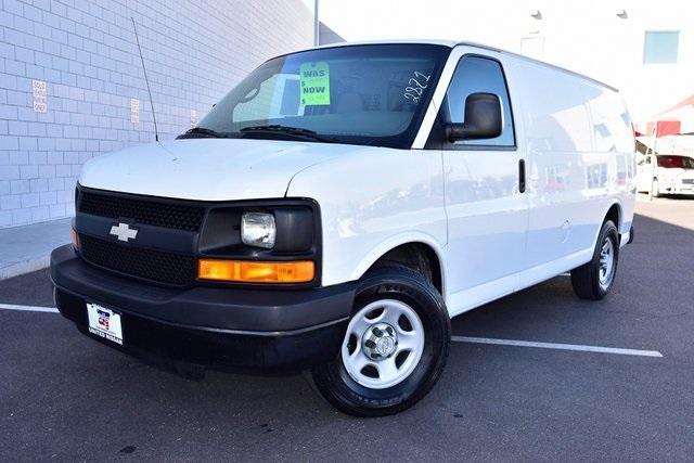 Chevrolet Express Cargo Van Work Van 2007