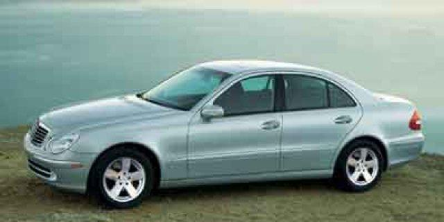 Mercedes-Benz E-Class 5.0L 2003