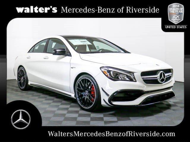 Mercedes-Benz CLA 4MATIC 2018