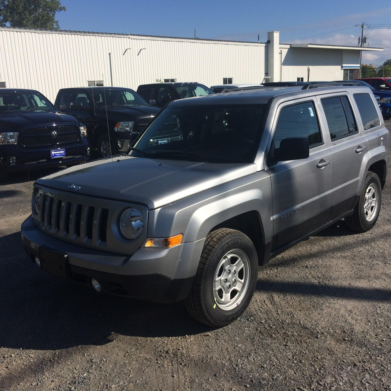 Jeep Patriot SPORT 4X4 2017