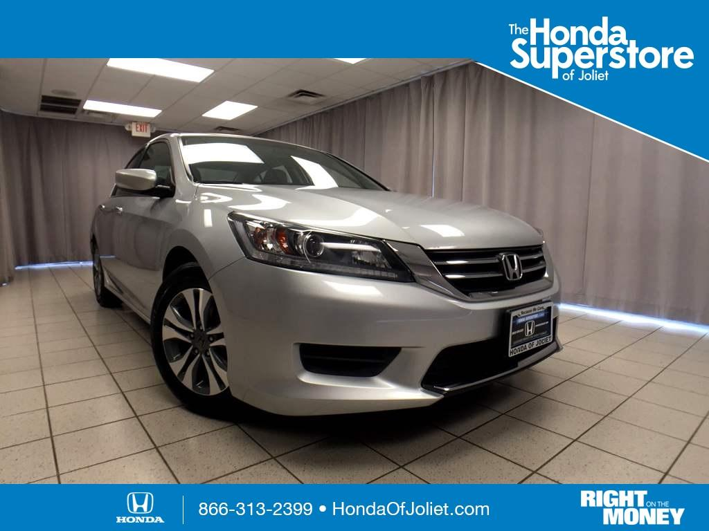 Honda Accord Sedan LX 2015