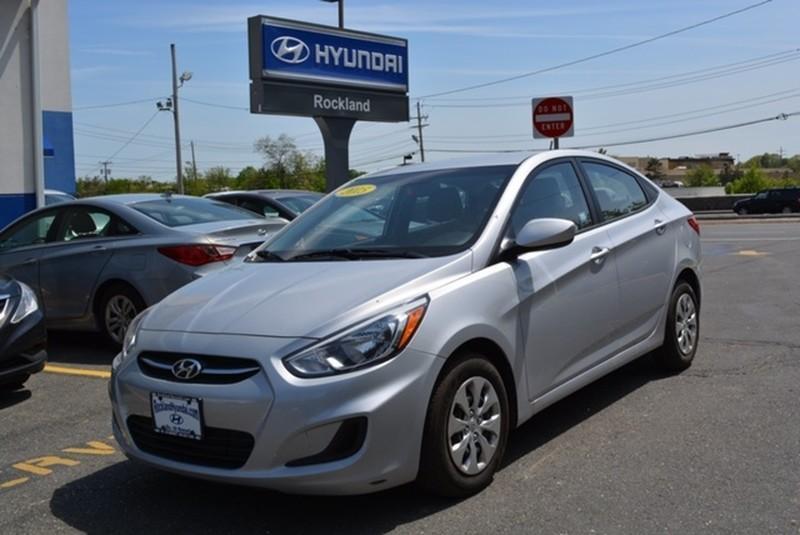 Hyundai Accent GLS (A6) 2015