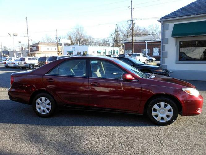good looking car 2008 Toyota Camry