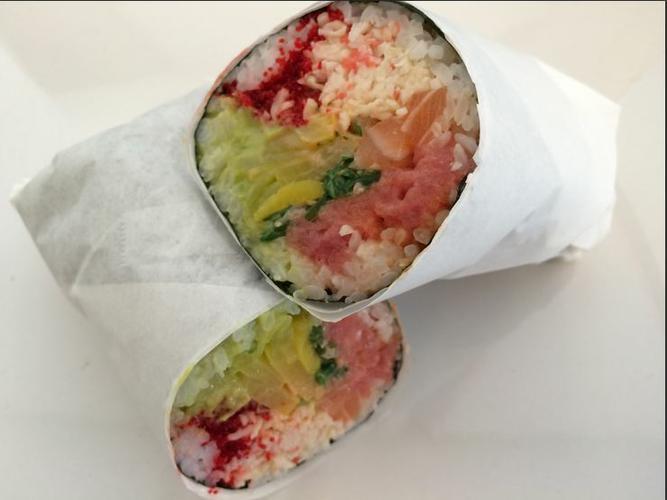 Sushi Taka SF- Sushi burritos San Francisco