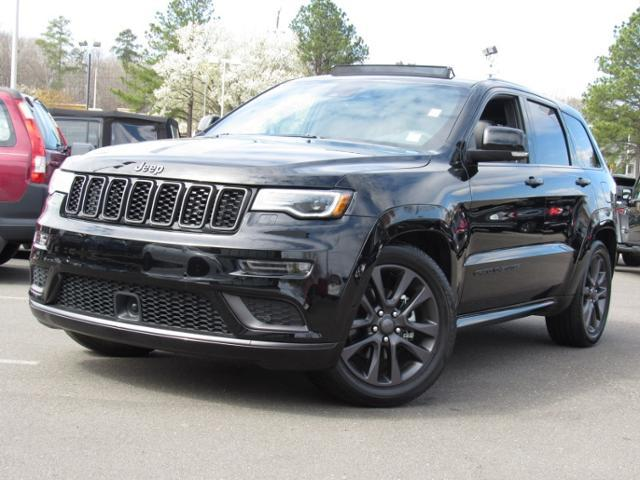 Jeep Grand Cherokee High Altitude 4x4 2018