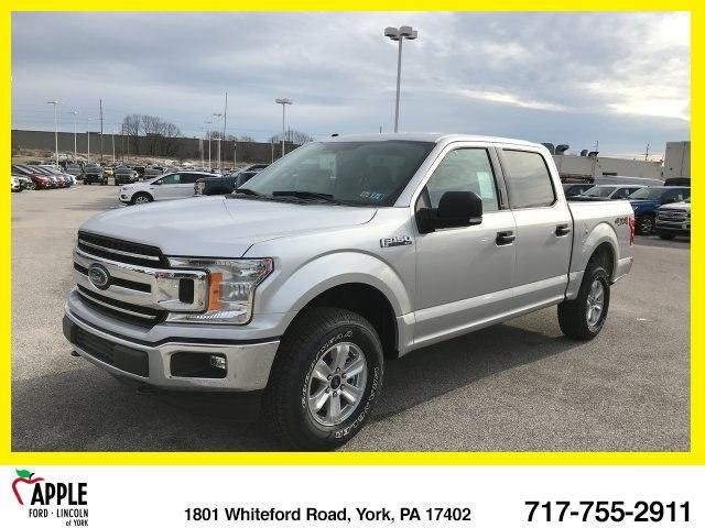 Ford F-150 4WD SUPERCREW 2018