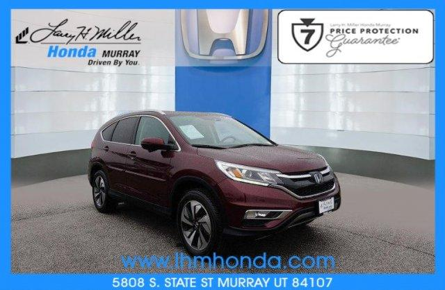 Honda CR-V Touring 2016