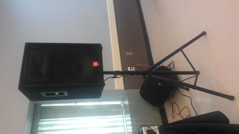 JBL JRX 115 Speakers