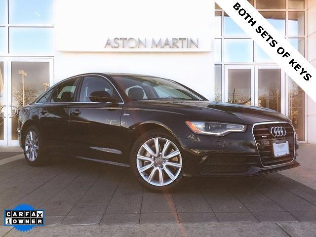 Audi A6 3.0T Prestige 2013