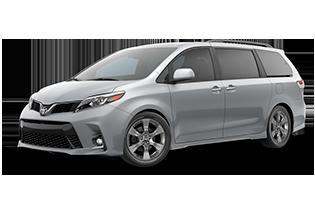 Toyota Sienna SE Premium 2018