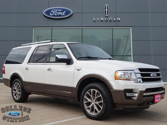 Ford Expedition EL King Ranch 2015