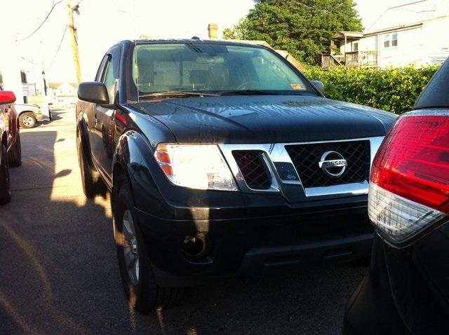 Nissan Frontier SV 2013