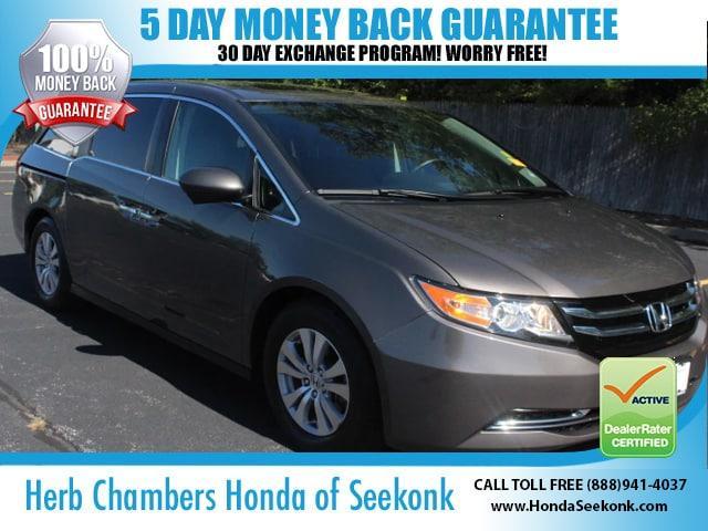 Honda Odyssey 3.5 EX-L V6 w/ Navigation 2015