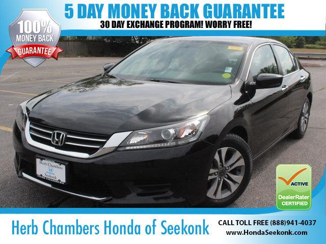 Honda Accord Sdn 2.4 LX 2014