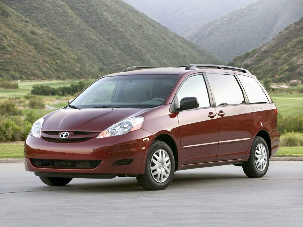 Toyota Sienna xle 2009