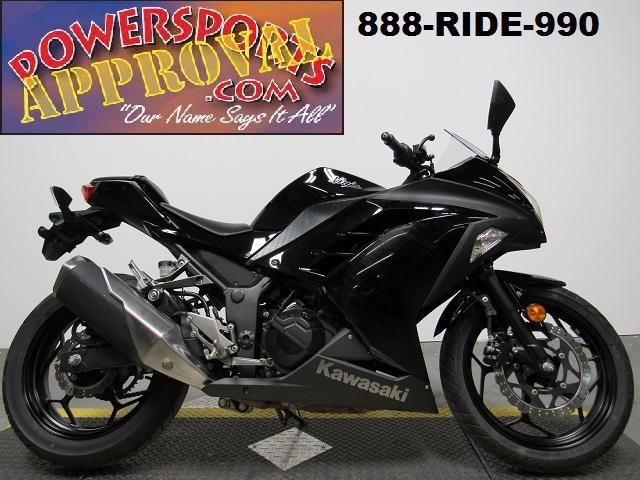 2014 Ninja 300 for sale in Michigan $2999 U3817