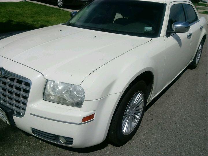 Chrysler 300 4D Sedan Touring 2010
