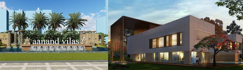 Puri Aanand vilas -3, 4BHK flats in aanandvilas