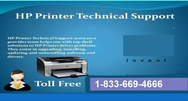 Contact For Hp Printer 1-833-669-4666 Support Number USA 24*7 Available|