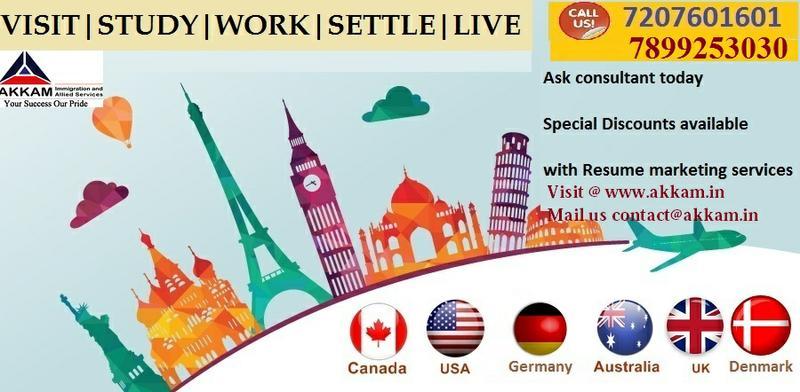 Student Visa Consultant in Hyderabad | Visa Consultants in Hyderabad | Akkam Overseas Services