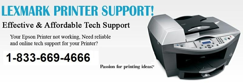 Lexmark Printer Support Number (+1)-833-669-4666 Call For Printer Solution USA||