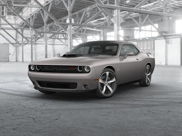 Dodge Challenger leather 2017