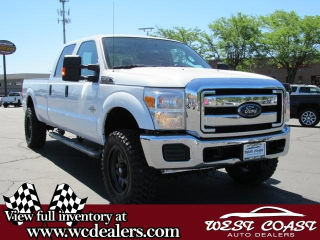 Ford Super Duty F-350 SRW XLT 2014
