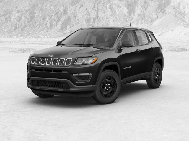 Jeep Compass SPORT 4X4 2017