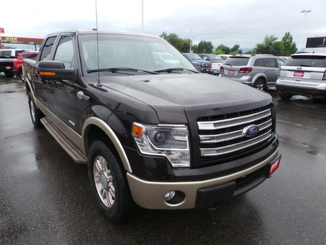 Ford F-150 4WD SuperCrew 145 King Ranch 2014