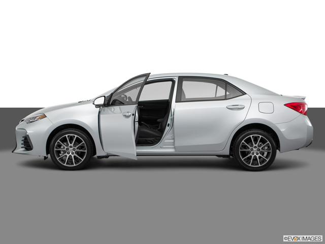 Toyota Corolla SE Special Edition 2017