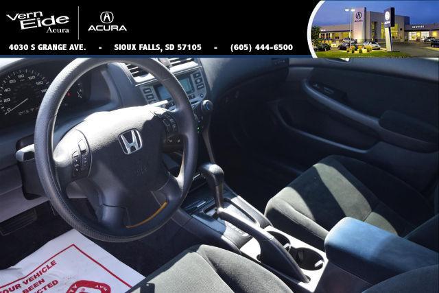 Honda Accord Sdn 2.4 SE 2007