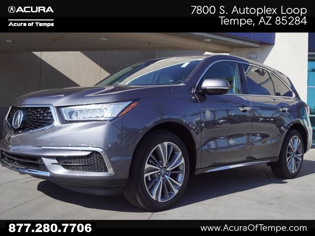 Acura MDX 3.5L w/Technology Package 2017