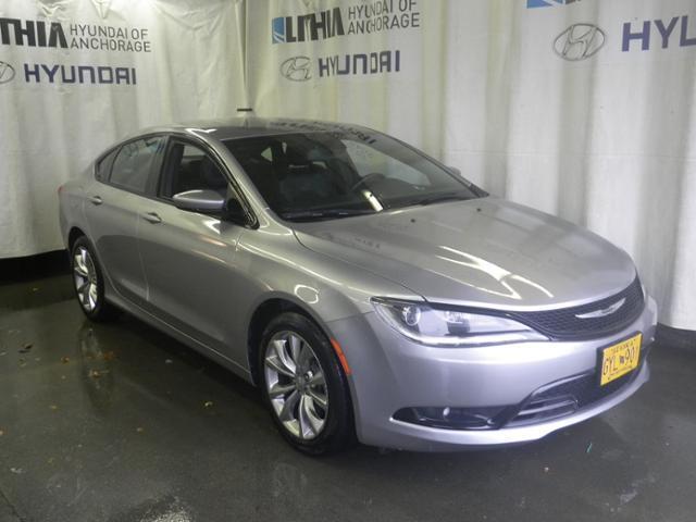 Chrysler 200 S 2015