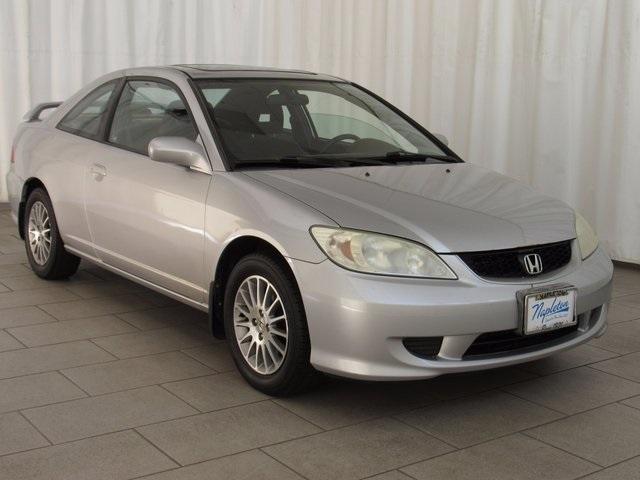 Honda Civic Cpe ex 2005