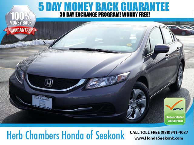 Honda Civic Sedan 1.8 LX 2014