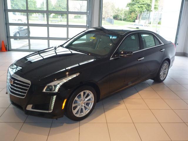 Cadillac CTS Sedan 4DR SDN 2.0L TURBO RWD 2017