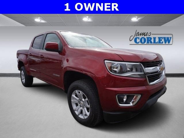 Chevrolet Colorado 2WD CREW CAB 128.3  LT 2017