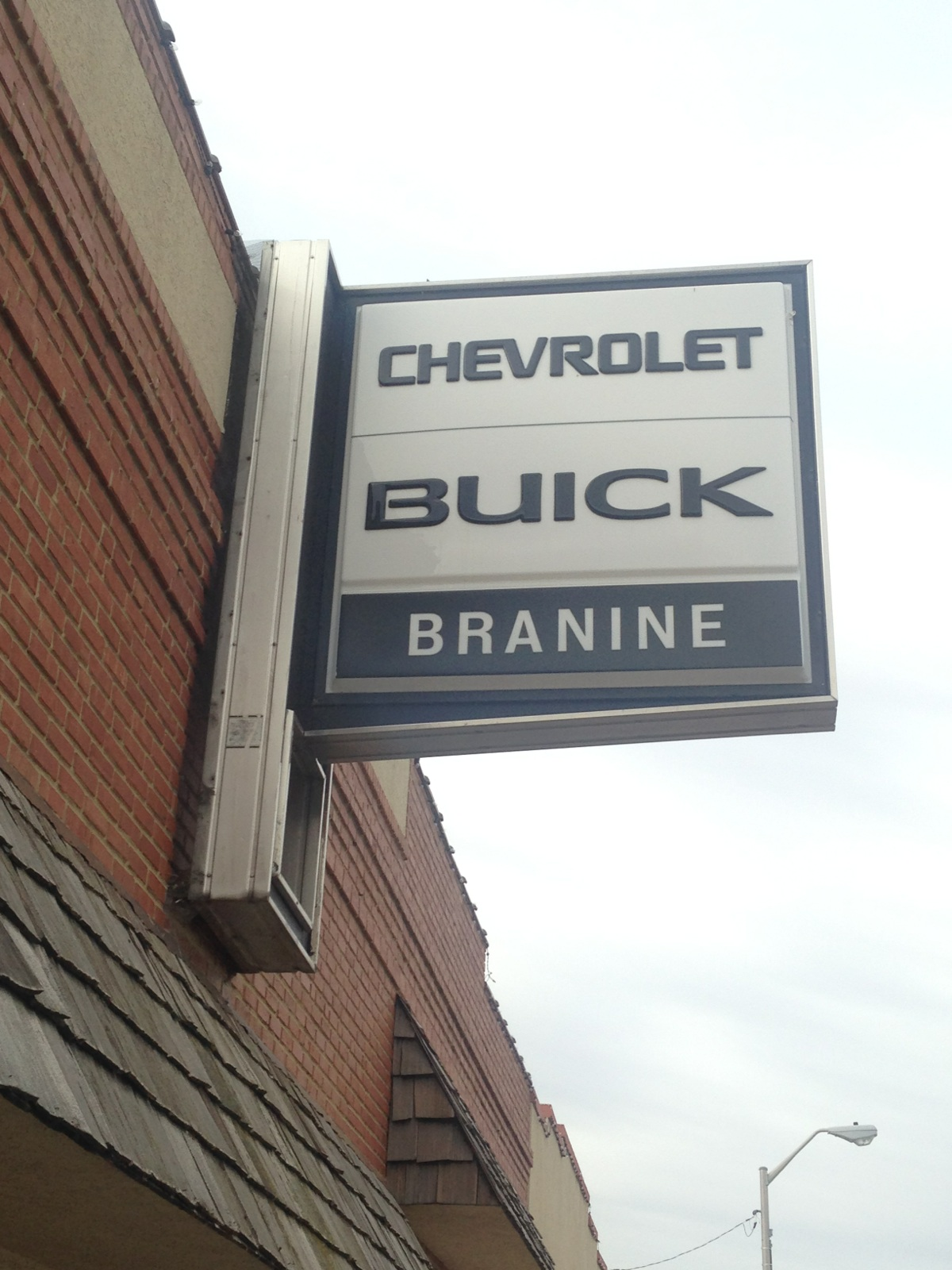 Branine Chevy Buick