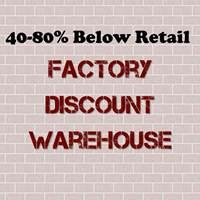 Factory Discount Warehouse